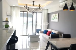 Beautiful 2 bedroom apartment for sale in Hung Phuc – Happy Residence