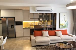 Luxurious and beautiful apartment for rent in Green Valley, 2 bedrooms, river view