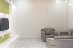 New villa for rent in Phu My Hung with modern design of furniture