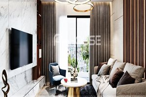 Luxury 3 bedroom apartment for rent in Saigon South Residences -SSR