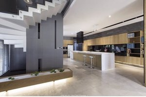 Modern villa for rent in Phu My Hung with nice furniture and good location