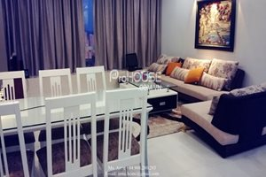 Modern, nice and luxury apartment for sale in Petroland Tower, Phu My Hung center, nice view