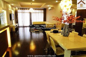 Low rental 3 bedroom apartment for rent in Green View Phu My Hung