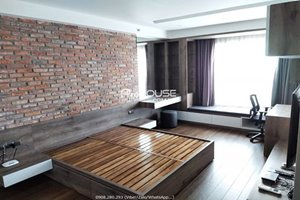 Nam Phuc Le Jardin apartment for rent with beautiful view to the park