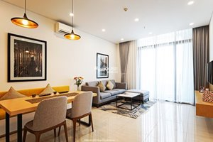Stunning 2 bedroom apartment for rent in Richlane Residences with full furniture