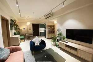 Cozy 2 bedroom apartment for rent in Urban Hill near Crescent Mall and SSIS
