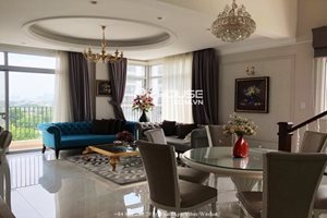 Penthouse Star Hill for rent, large garden, beautiful and new furniture
