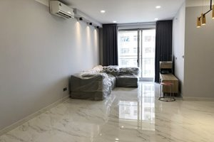 Low rent apartment for rent in Midtown Phu My Hung with full modern furniture