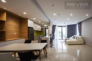 Riverpark Premier for rent with cheap price and full modern furniture