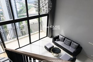 Low rent duplex in The View Riviera Point with modern and new furniture