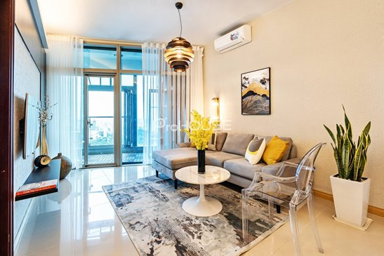 2 Bedroom Apartment For Rent In Sailing Tower With Nice View To Independence Palace In District 1 Prohouse Co Ltd