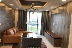Luxury apartment for rent in Hung Phuc – Happy Residence