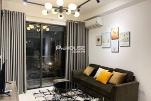 Cheap 2 bedroom apartment for rent in Hung Phuc Premier with nice furniture
