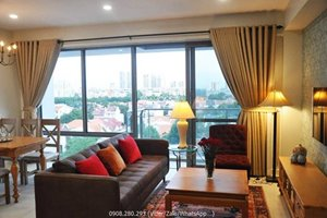 Cheap 3 bedroom apartment in Urban Hill for rent with cozy furniture and quite view