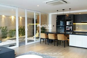 Beautiful apartment for rent in Happy Valley with balcony, fully modern furniture, nice view, 3 bedrooms