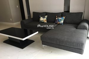 3 bedroom apartment for rent in Green Valley, 120 sqm, low rental, modern and new furniture
