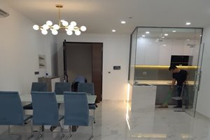 Low rental 2 bedroom in Midtown for rent with full furniture and free car parking