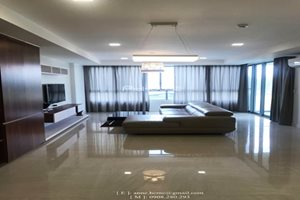 Beautiful low-floor apartment for rent in Green Valley, nice and new furniture