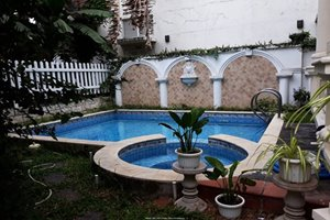 Villa for rent in Phu My Hung close to SSIS - Saigon South International School having swimming pool