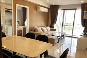 Warm design 2 bedroom apartment for rent in Hung Phuc – Happy Residence