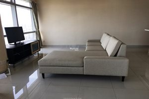 Low price penthouse for rent in the heart of Phu My Hung