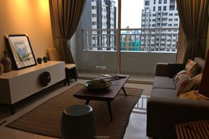 Apartment for rent in Sunrise City, beautiful design, modern and high quality of furniture
