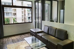 Renovated apartment in The Panorama for rent with full furniture and home appliances