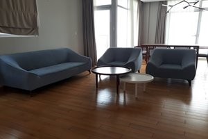 Beautiful duplex apartment for rent in Star Hill Phu My Hung District 7