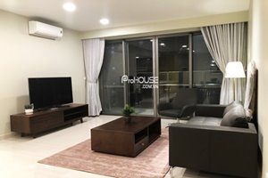 Low rental apartment for rent in Riverpark Premier with modern design and quiet view