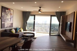 Nice 3 bedroom apartment with low rental in The View Riviera Point