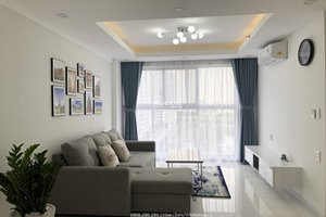 Cheap 2 bedroom apartment in Scenic Valley 2 for rent with full furniture and nice view