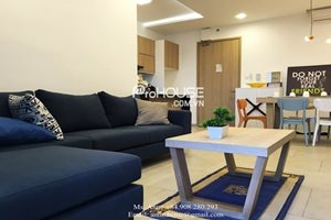A brand new 2 bedroom apartment for rent near Canadian International School (CIS), modern style