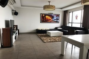 Modern big size 4 bedroom apartment for rent in District 7