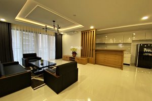 Low rental apartment for rent in Riverpark Premier with full modern furniture