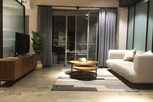Modern 2 bedroom in Happy Residence for rent with low rent, quiet view