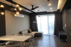 Low floor 3 bedroom apartment for rent in Happy Residence