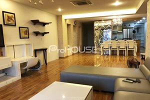 Low rental for Modern 3 bedroom apartment for rent in Riverside Residence, full new furniture