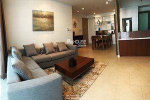 The most beautiful 2 bedroom apartment for rent in District 7, modern design, nice balcony