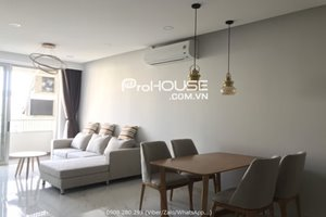 Big size 2 bedroom apartment for rent in The Symphony Midtown M6