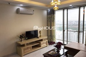 Very cheap 2 bedroom apartment for rent in Hung Phuc - Happy Residence