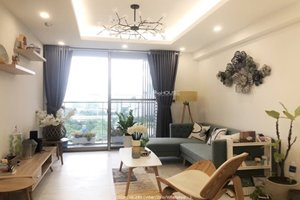 Amazing 3 bedroom apartment for rent in Midtown M7 with full furniture and river view