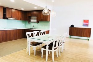 Spacious apartment for rent in Grandview C Phu My Hung with river view