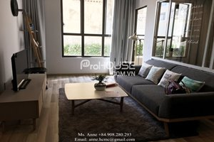 MODERN STUDIO: A beautiful studio for rent near District 1 center, good rental, brand new furniture