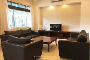 House for rent next to CIS (Canadian International School), Phu My Hung