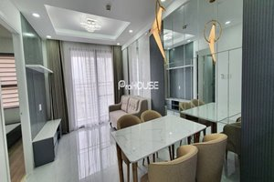 Low rent 2 bedroom apartment for rent with modern and new furniture