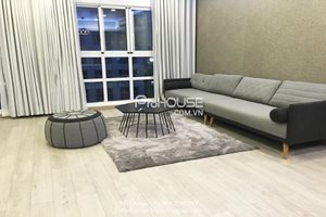 Apartment for rent near SC Vivo City, beautiful swimming pool, modern gym, big garden, nice furniture