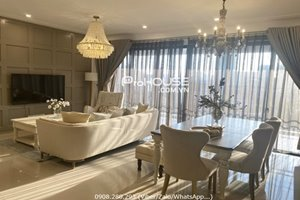 Luxury apartment for rent in The View Riviera Point with high quality furniture