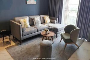 Luxury 2 bedroom for rent in The Grande Midtown Phu My Hung with river view