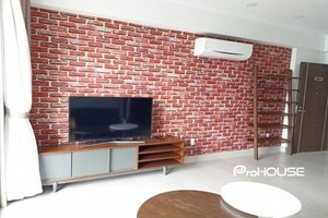 River view 2 bedroom apartment for rent in Hung Phuc - Happy Residence