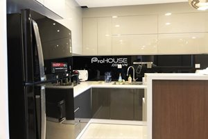 Modern 3 bedroom apartment for rent in Riverpark Premier Phu My Hung